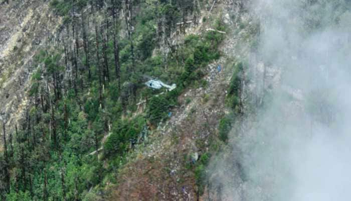 Team reaches AN 32 crash site for retrieval of bodies, in touch with IAF through satellite phones