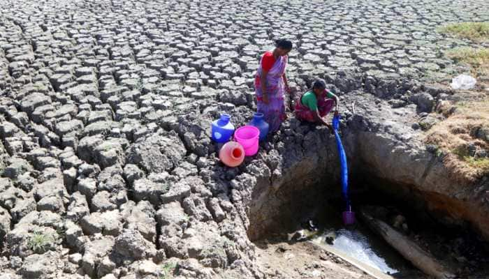 Water woes in Tamil Nadu: DMK holds protest, government says don't play politics
