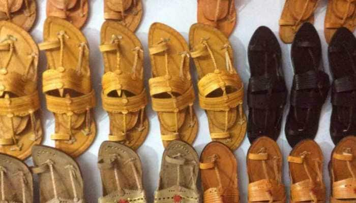 Popular ethnic footwear brand Kolhapuri chappal gets GI tag