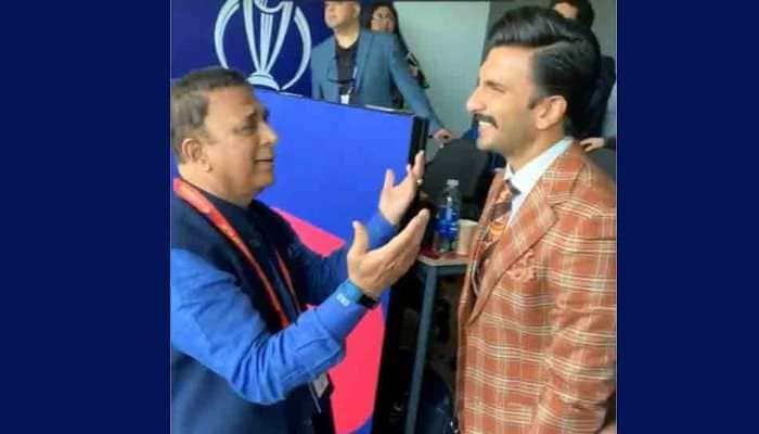 Sunil Gavaskar kept promise to Ranveer, broke into jig after India beat Pakistan