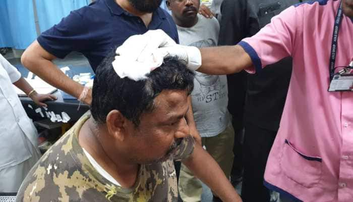 Police rubbishes BJP MLA Raja Singh's claim of thrashing him, says he caused self-inflicting injury