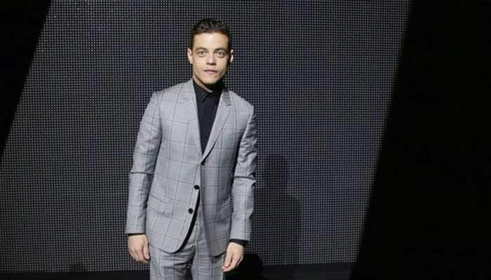 They have it figured out by now: Rami Malek on 'Bond 25' troubles