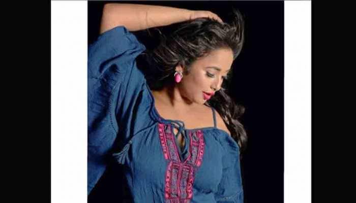 Bhojpuri stunner Rani Chatterjee performs yoga on International Yoga Day, shares pic