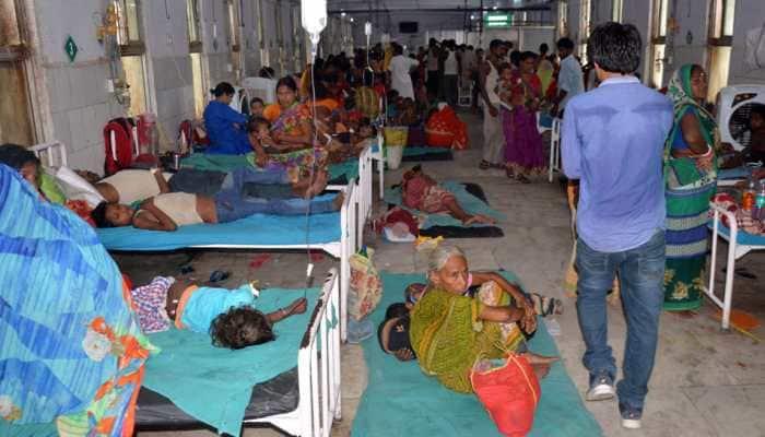 Death toll due to Acute Encephalitis Syndrome reaches 158, Muzaffarpur remains worst hit