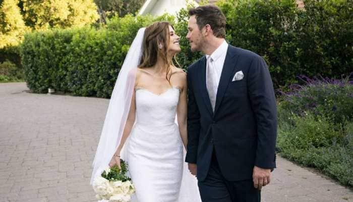 Katherine Schwarzenegger wishes husband Chris Pratt in an adorable post
