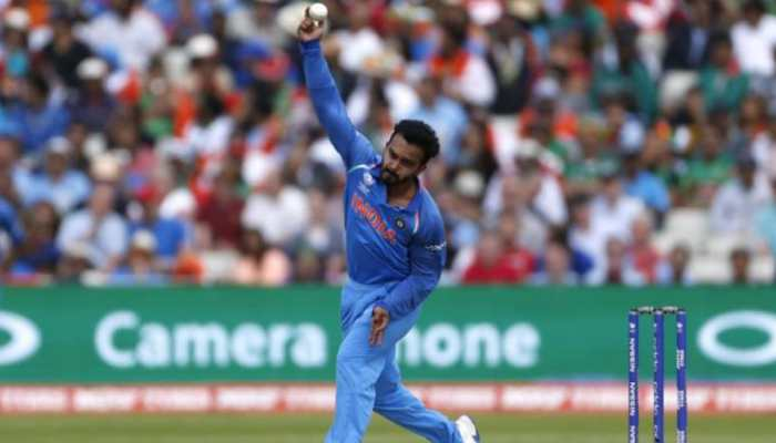 ICC World Cup 2019: India had faith in death bowlers, says Kedar Jadhav