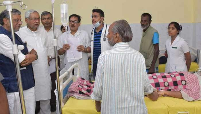 Death toll due to Acute Encephalitis Syndrome reaches 167 in Bihar, Muzaffarpur remains worst hit
