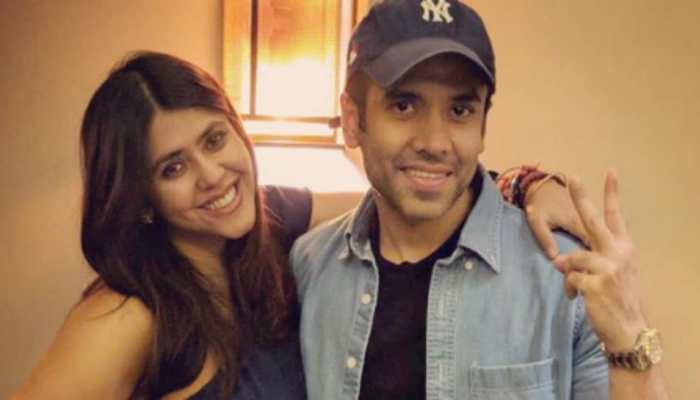 When Ekta Kapoor called the cops on brother Tusshar