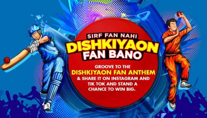 Dish TV India launches Cricket World Cup Anthem to support Team India