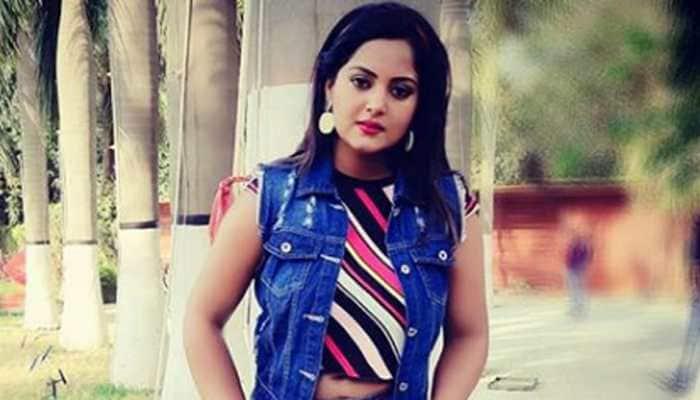 Bhojpuri sizzler Anjana Singh slays the denim-on-denim trend—Pic