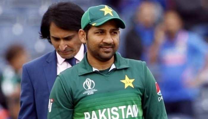 Sarfaraz Ahmed takes on critics, says 'Pakistan play well when pushed to corner'
