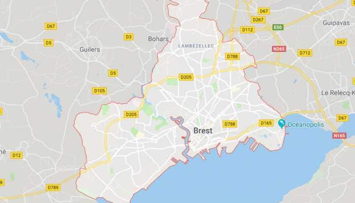 Two wounded in shooting outside mosque in France