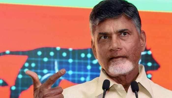 Andhra Pradesh ex-CM Chandrababu Naidu served notice to vacate official residence