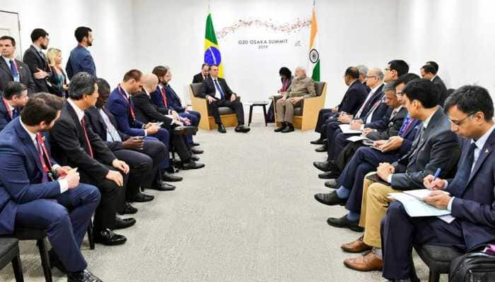 G20 Summit: PM Narendra Modi meets a host of world leaders, discusses S400 deal with Turkey's Erdoğan