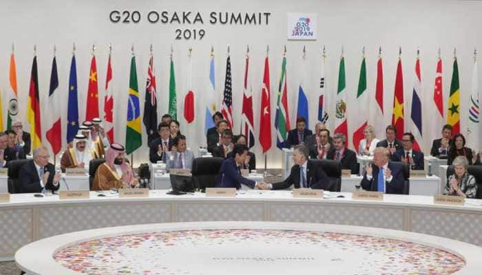 G20 leaders call for free and fair trade, stop short of denouncing protectionism