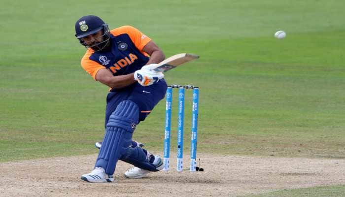 ICC Cricket World Cup: Rohit Sharma defends slow run-rate against England as Indian batting faces flak