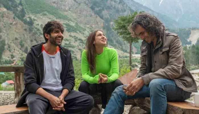 Sara Ali Khan, Kartik Aaryan wrap up shooting of Imtiaz Ali's 'Love Aaj Kal 2'