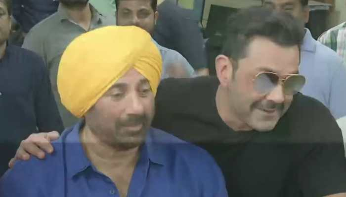 'Voters only wanted selfies': Sunny Deol faces ire for naming 'representative' in Gurdaspur