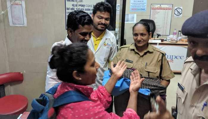 Mumbai rains aftermath: Unable to reach hospital due to rush, woman gives birth at Dombivli station