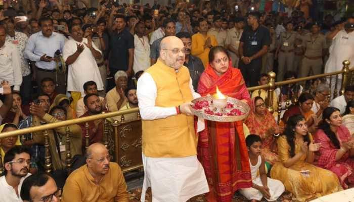 Jagannath Rath Yatra begins Thursday; Home Minister Amit Shah offers prayers