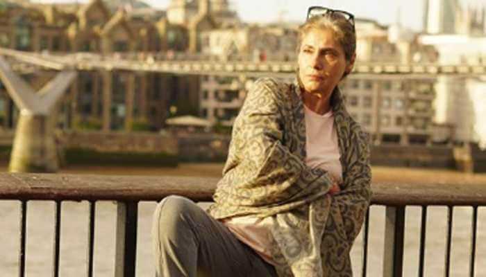 Irrfan Khan's 'Angrezi Medium' fresh still shows how cool Dimple Kapadia can be—See pic