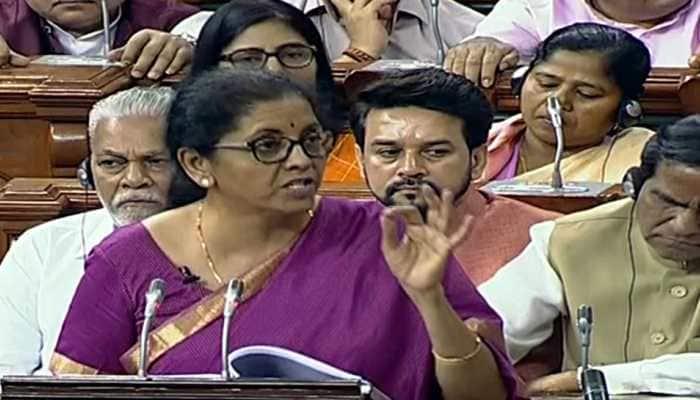Key points of Nirmala Sitharaman's Union Budget 2019-20