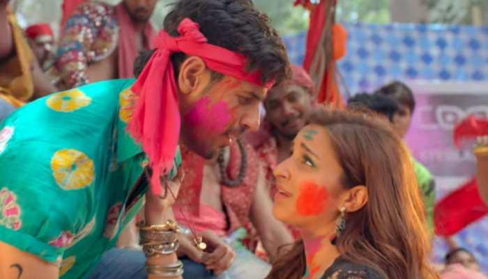 'Jabariya Jodi' song 'Khadke Glassy': Sidharth Malhotra, Parineeti Chopra dance their hearts out