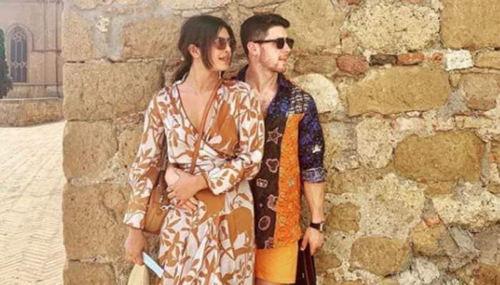 Priyanka Chopra and Nick Jonas take cooking class on date night