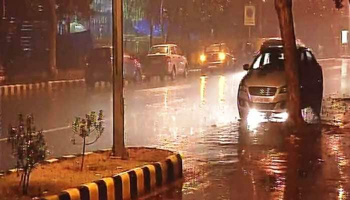 Heavy rainfall and thunderstorms likely as monsoon reaches northern India