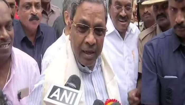 Karnataka Congress leader blames Siddaramaiah for crisis, calls him 'thief inside party''