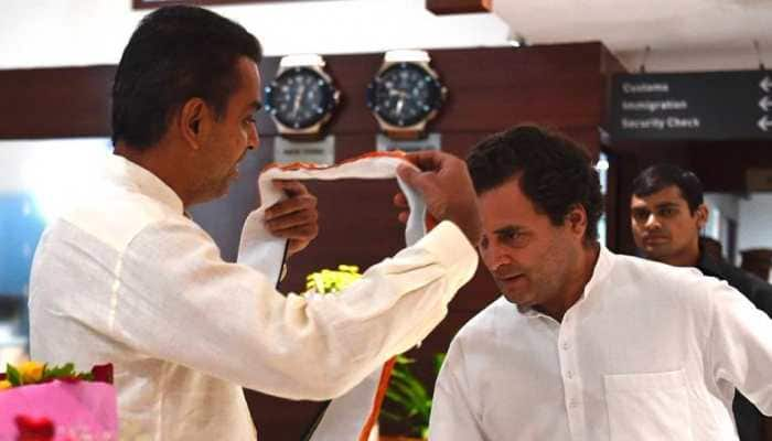 Milind Deora resigns as Mumbai Congress chief, may get a national role in party