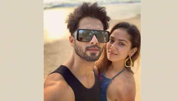 Shahid Kapoor shares first picture of Mira Rajput which he saved and it's beyond love