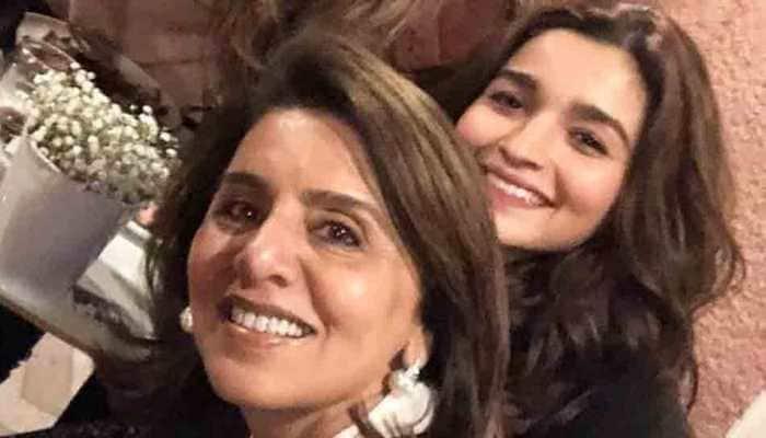 Alia Bhatt's sweetest birthday wish for beau Ranbir Kapoor's mother Neetu Kapor
