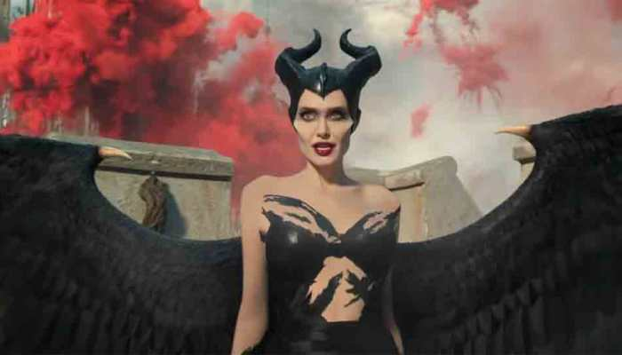 Angelina Jolie looks all dark in 'Maleficent: Mistress of All Evil' trailer
