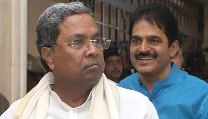 Congress seeks rebel MLAs disqualification, submits petition to Karnataka Speaker