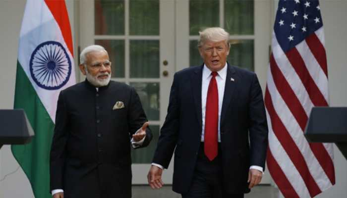 No longer acceptable: Donald Trump hits back at India over tariffs on US products