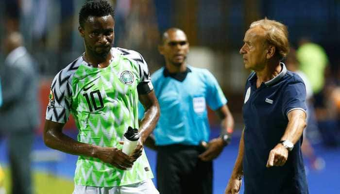 Error-prone Nigeria make life difficult for themselves