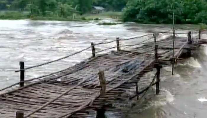 Assam floods: 62000 people affected in 8 districts, Brahmaputra River crosses danger mark
