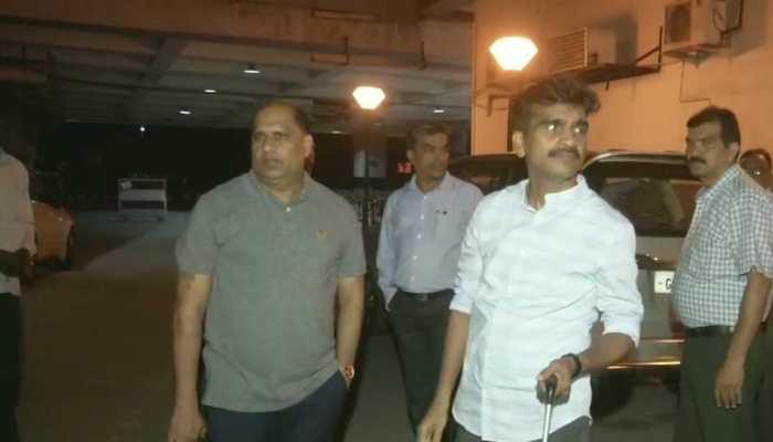 10 former Goa Congress MLAs, who joined BJP, reach Delhi to meet Amit Shah