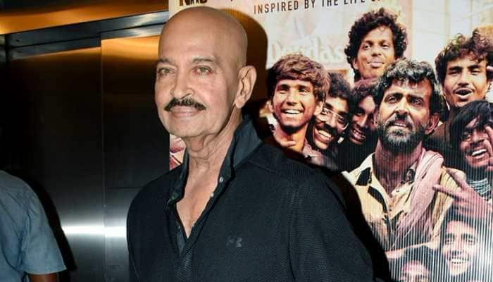 Father Rakesh Roshan backs son Hrithik Roshan, attends 'Super 30' special screening—Photos