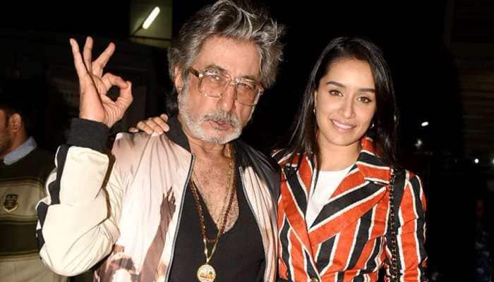 Dad Shakti Kapoor laughs off Shraddha Kapoor's wedding rumour
