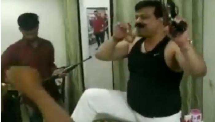BJP suspends Uttarakhand MLA indefinitely after gun dance video goes viral