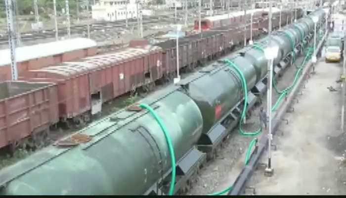 Chennai water crisis: Train bringing water from Vellore to reach Chennai on Friday