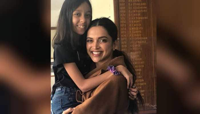 When Deepika Padukone gave some 'serious girl goals' to a little visitor on '83 sets - Pic here