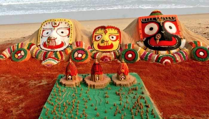 Rath Yatra 2019: Ever noticed Lord Jagannath, Balabhadra and Subhadra's chariots are different?
