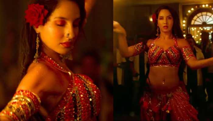 After 'Dilbar', Nora Fatehi to burn the dance floor in 'O Saki Saki'—Watch teaser