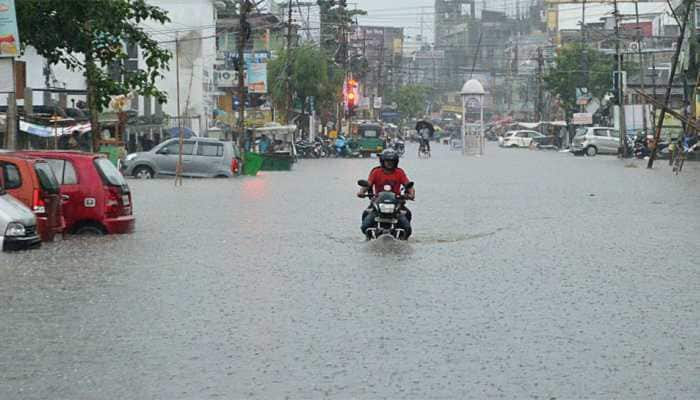 Heavy rain lashes Bihar, Northeast; IMD issues high alert for next 24 hours