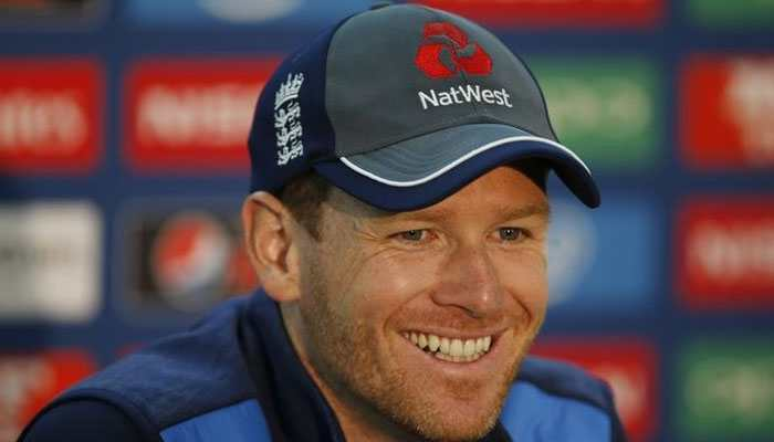 England captain Eoin Morgan not thinking about lifting 2019 World Cup trophy