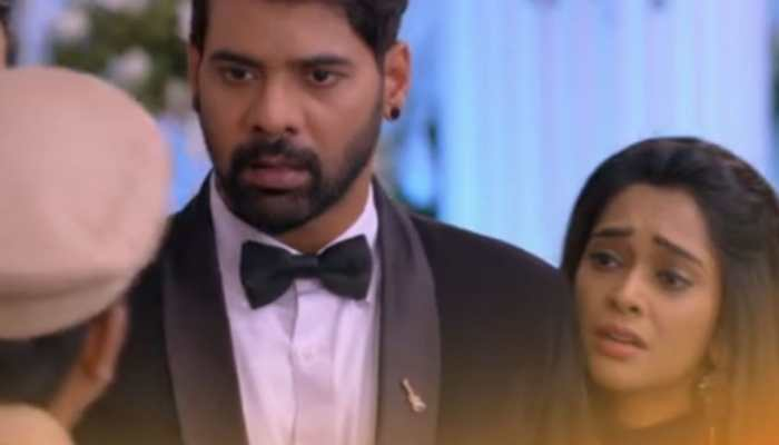 'Kumkum Bhagya', July 15, preview: Will Abhi get arrested in the drugs case?