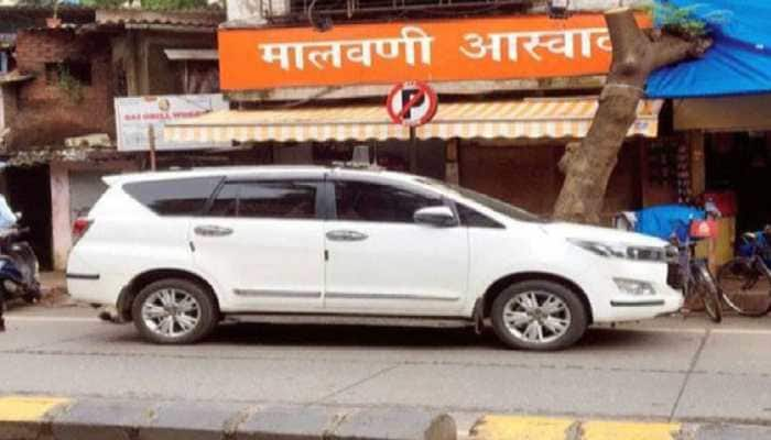 Mumbai Mayor's car fined for stopping in no-parking zone